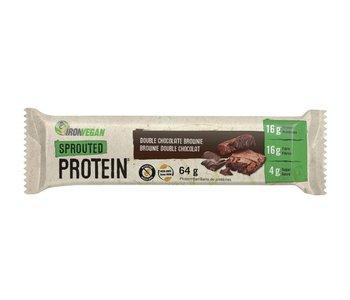 Iron Vegan - Protein Bar - Double Chocolate Brownie - Single