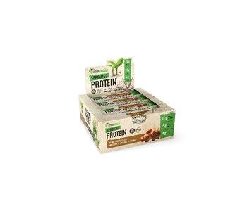 Iron Vegan - Protein Bar - Peanut Chocolate Chip - Box of 12