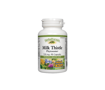 Natural Factors - Milk Thistle Phytosome 150mg - 90 Caps