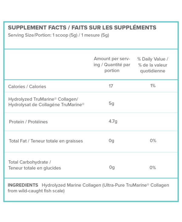 WithinUs - TruMarine Collagen - 250g