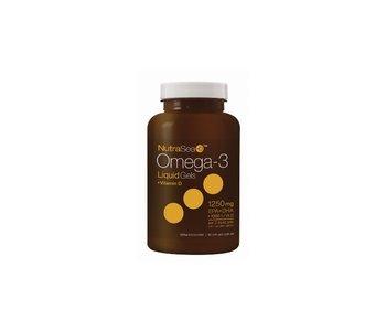 NutraSea+D - Omega-3 +D  - 60 SG