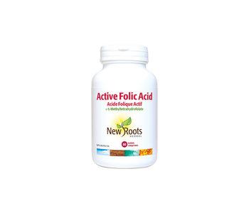 New Roots - Active Folic Acid - 60 V-Caps