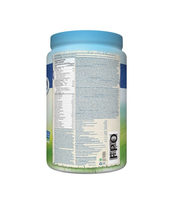 Garden of Life - All-In-One Nutritional Shake - Vanilla - 969g