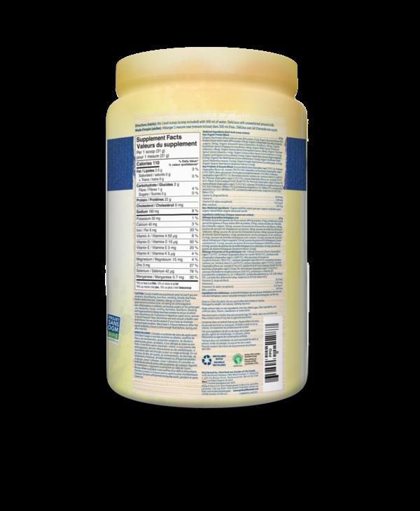 Garden of Life - Raw Organic Protein - Vanilla - 624g