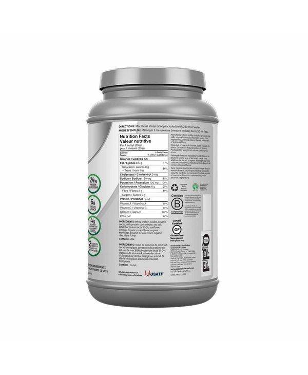 Garden of Life - Sport Whey protein- Chocolate - 660g