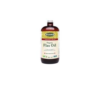 Flora - Flax Oil - Organic - 941 ml