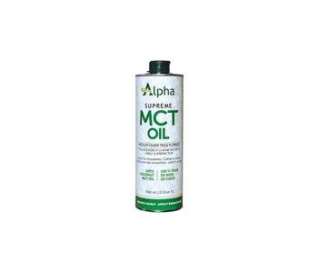 Alpha - Supreme MCT Oil 60/40 - 1L