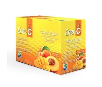 Ener-C - 1000 mg Vitamin C - Peach Mango - Box of 30