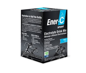 Ener-C - Sport - Electrolyte Drink Mix - Berry - Box of 12