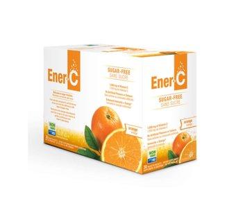 Ener-C - 1000 mg Vitamin C - Sugar Free - Orange - Box of 30