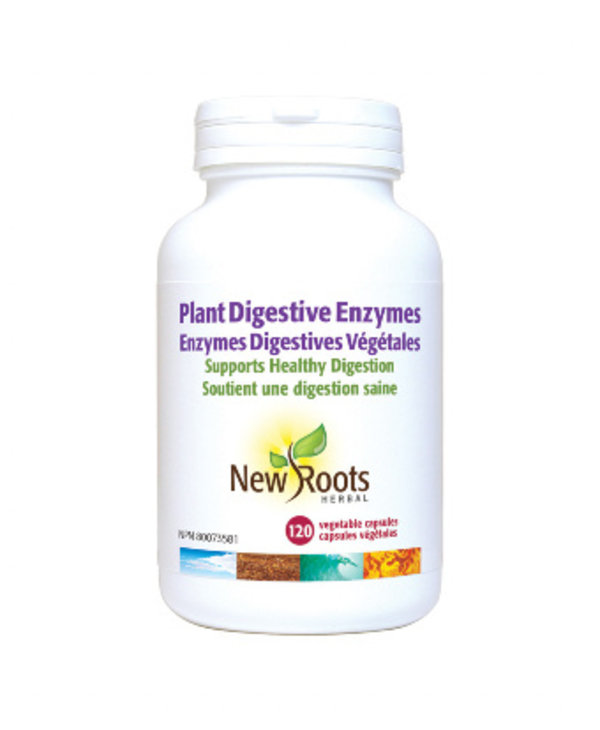 New Roots - Plant Digestive - 120 Caps