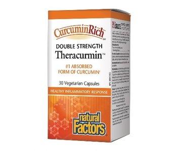 Natural Factors - CurcuminRich - Theracurmin Double Strength - 30 V-Caps