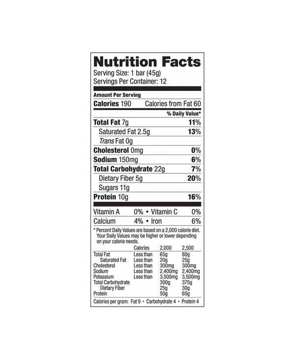 Vega - Protein Snack Bar (NEW) - Blueberry Oat - Single
