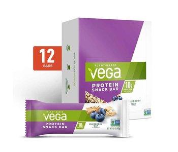 Vega - Protein Snack Bar (NEW) - Blueberry Oat - Box of 12