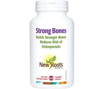 New Roots - Strong Bones - 360 Caps