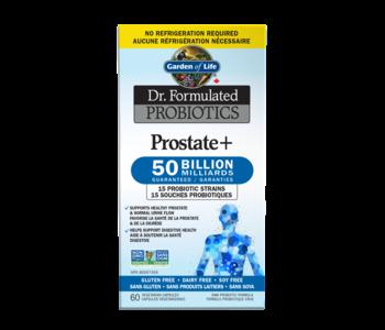 Garden Of Life - Dr. Formulated Probiotics-Prostat+ 50 Billion - 60 V-Caps