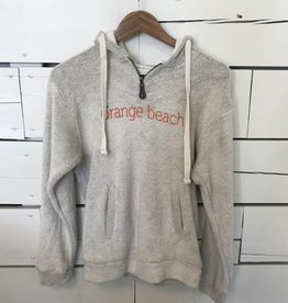 The Orange Beach Store Big Loop W / Hood