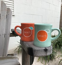 The Orange Beach Store diner mug