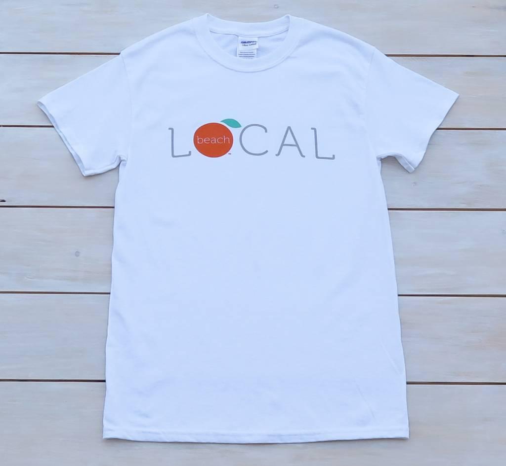 The Orange Beach Store Short Sleeve Local T-shirt
