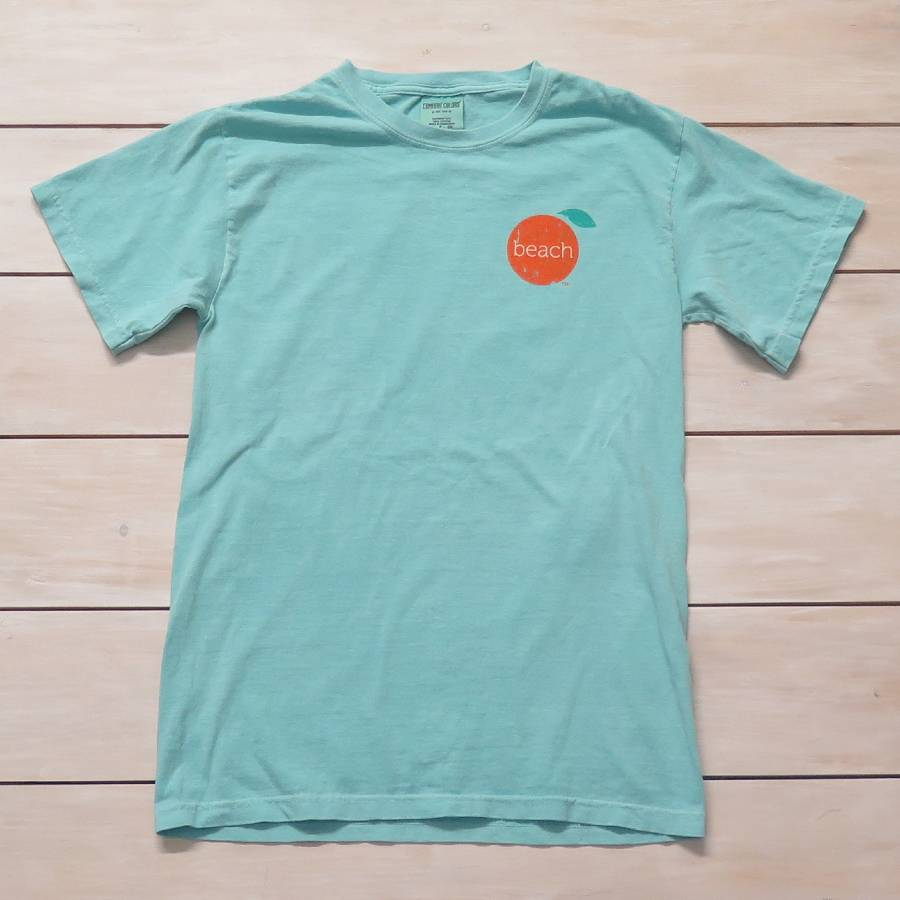 The Orange Beach Store Short Sleeve Island T-Shirt