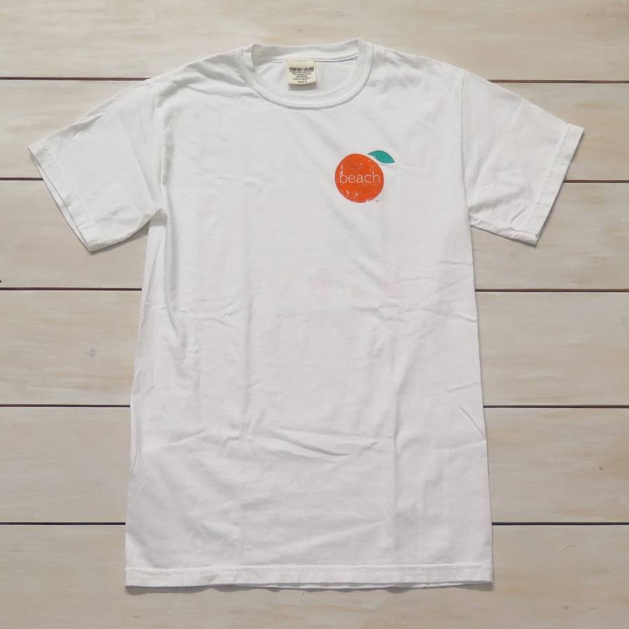 040ec7edb0 The Orange Beach Store Short Sleeve Island T-Shirt - The Orange ...