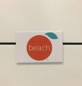 The Orange Beach Store OB Logo Magnet