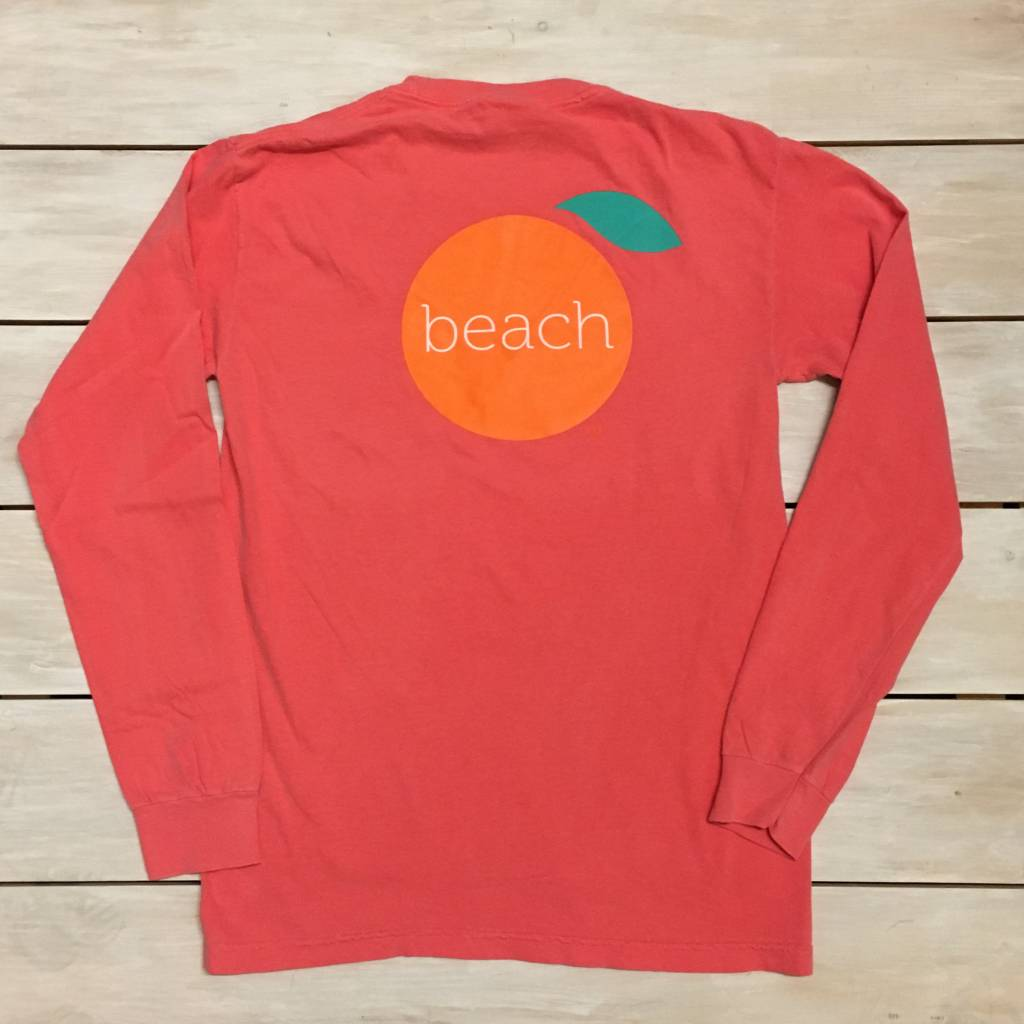 357f1b4d13 The Orange Beach Store Classic Long Sleeve T-Shirt