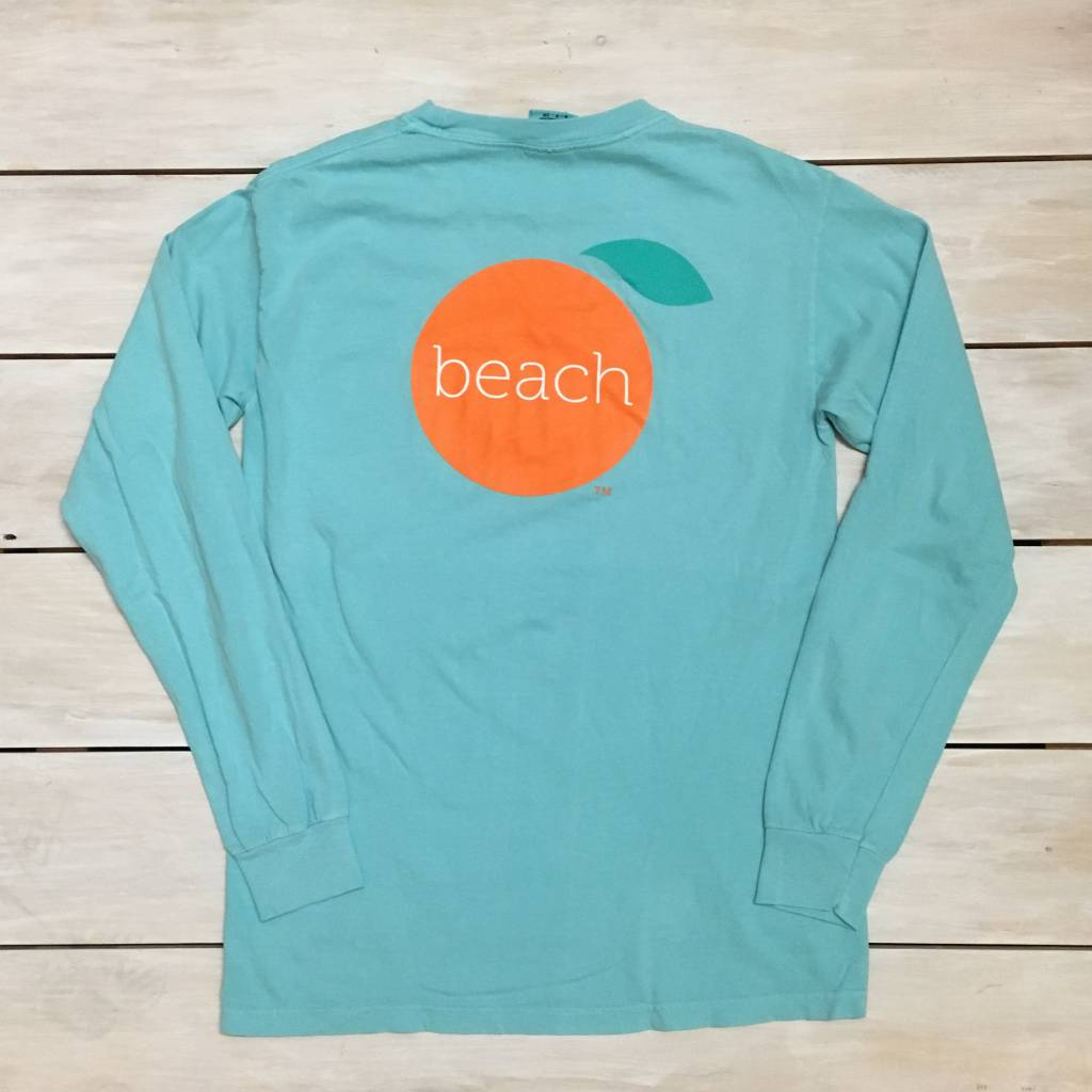 3a2442bc18 ... The Orange Beach Store Classic Long Sleeve T-Shirt