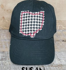 OHIO HAT BLACK BALL CAP 7a798c4e2987