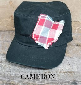 OHIO HAT CADET BLACK