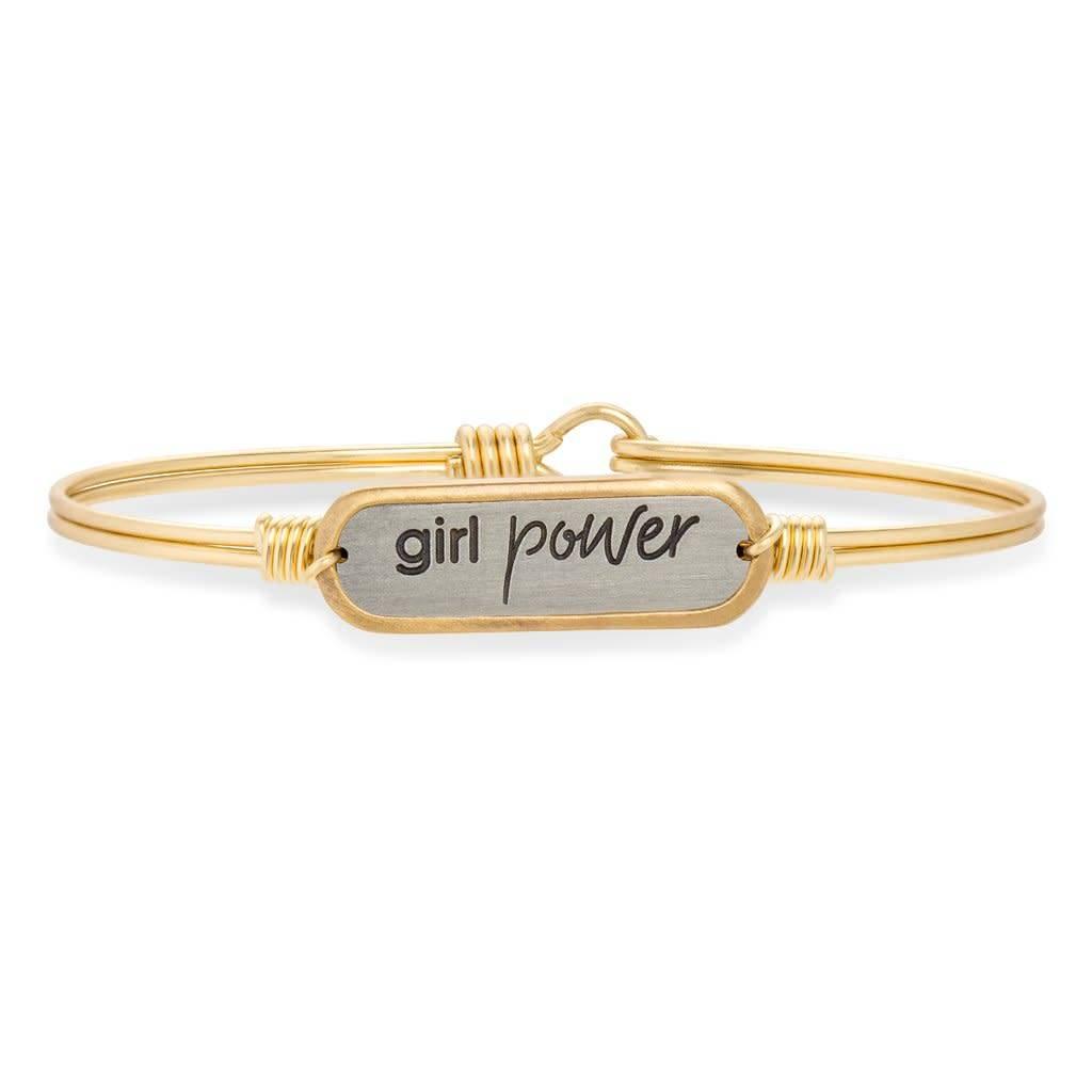 Girl Power on Brass