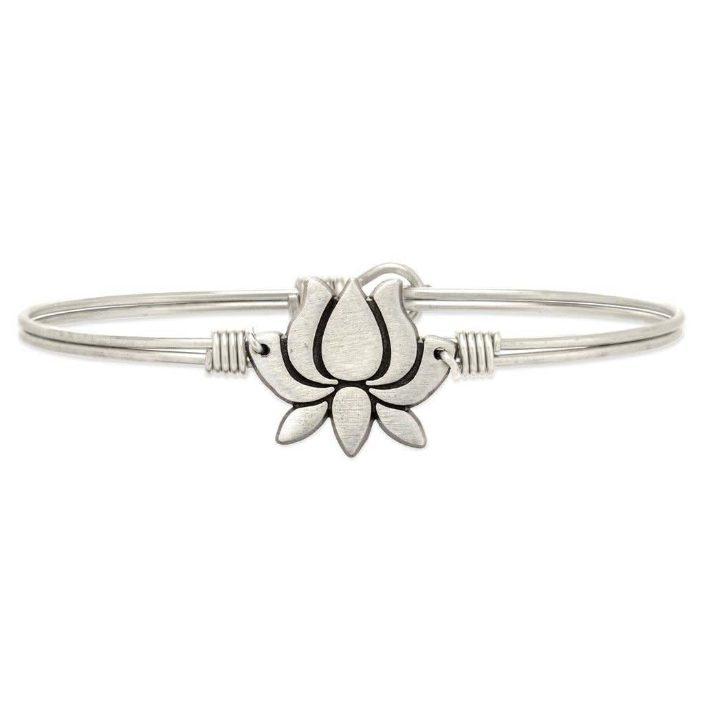 Lotus Flower Silver
