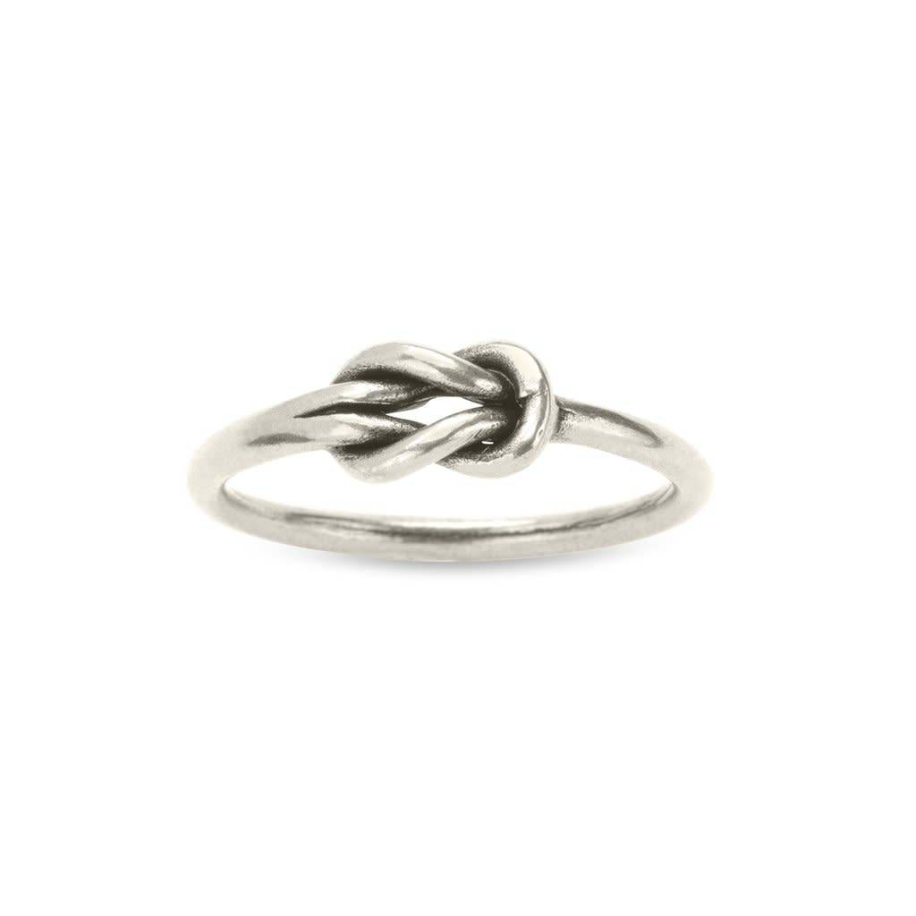 Ring Love Knot