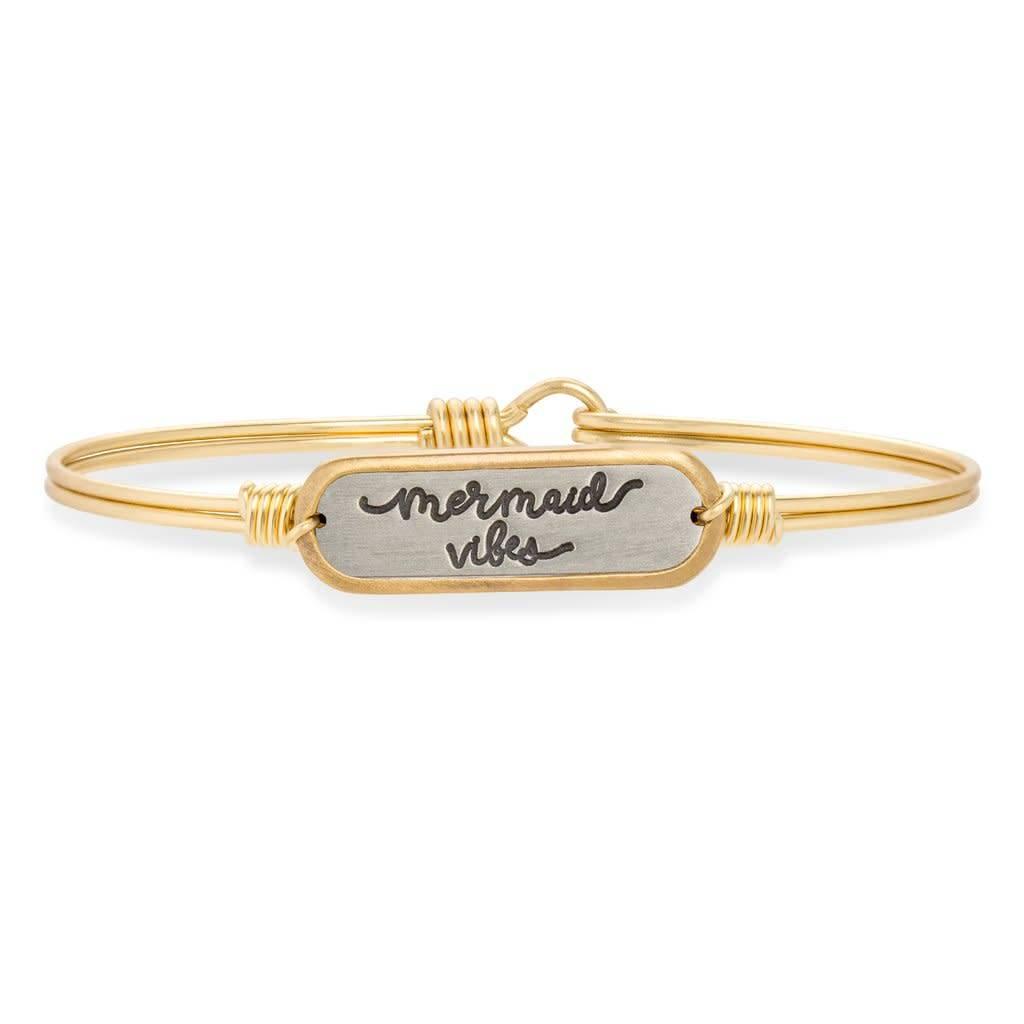 Mermaid Vibes on Brass
