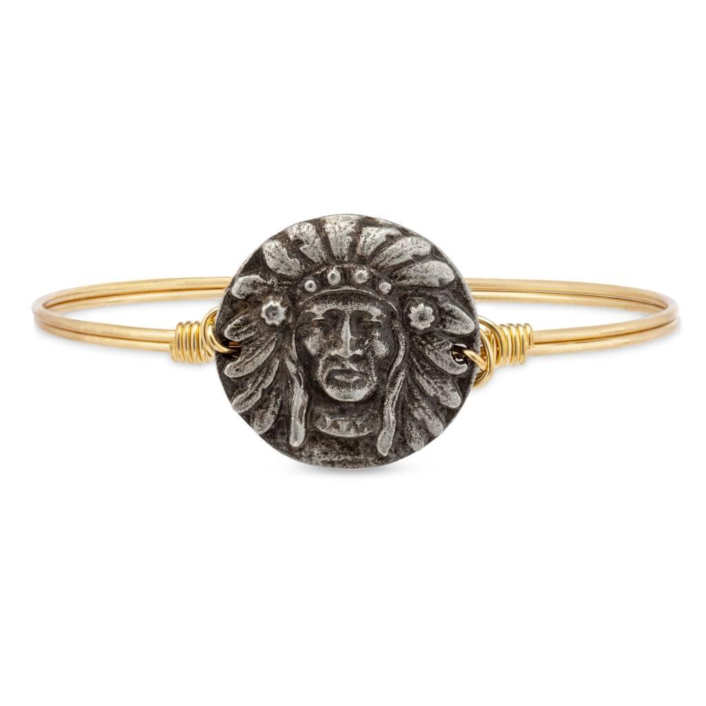 Chief Coin Brass
