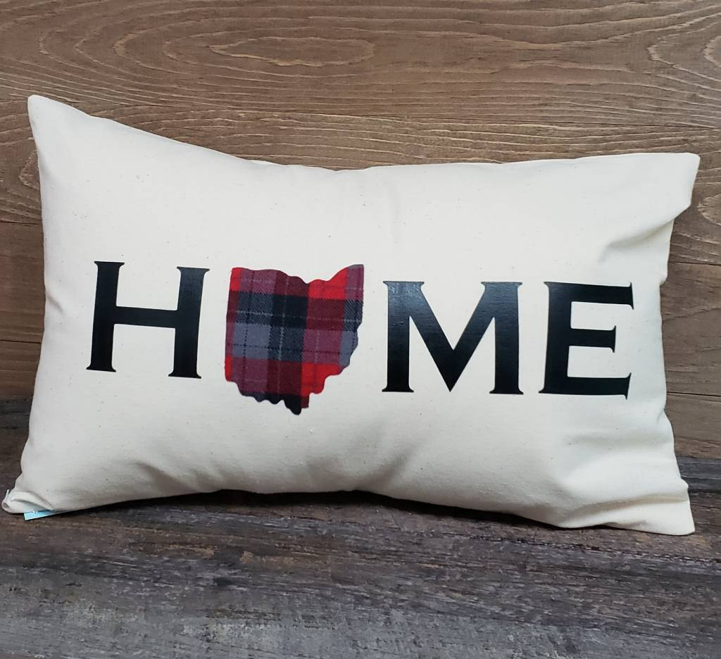 12x18 Home Pillow Hunter