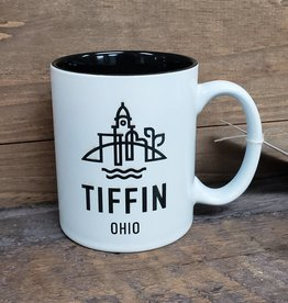 mug new tiffin logo
