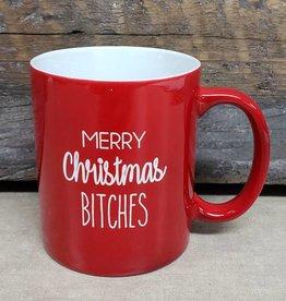 Merry Christmas Bitches Mug
