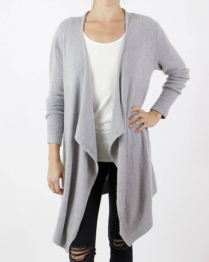 Bamboo Cardigan Wrap Up