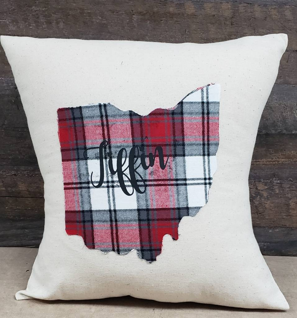 16x16 Noah Ohio w/ Tiffin Pillow