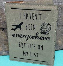 passport holder My List
