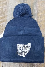 2017 Tiffin Beanie with Pom Pom