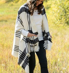 winter weight pocket poncho™