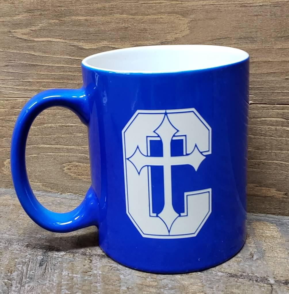 Blue Calvert Mug