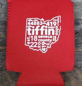 Tiffin Ohio Can Koozie