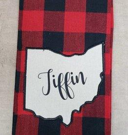 Buffalo Check Tiffin Ohio Towel