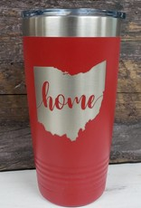 20 oz Tumbler Ohio Home