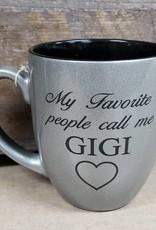 My Favorite People GiGi Silver