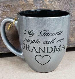 My Favorite People Grandma Silver