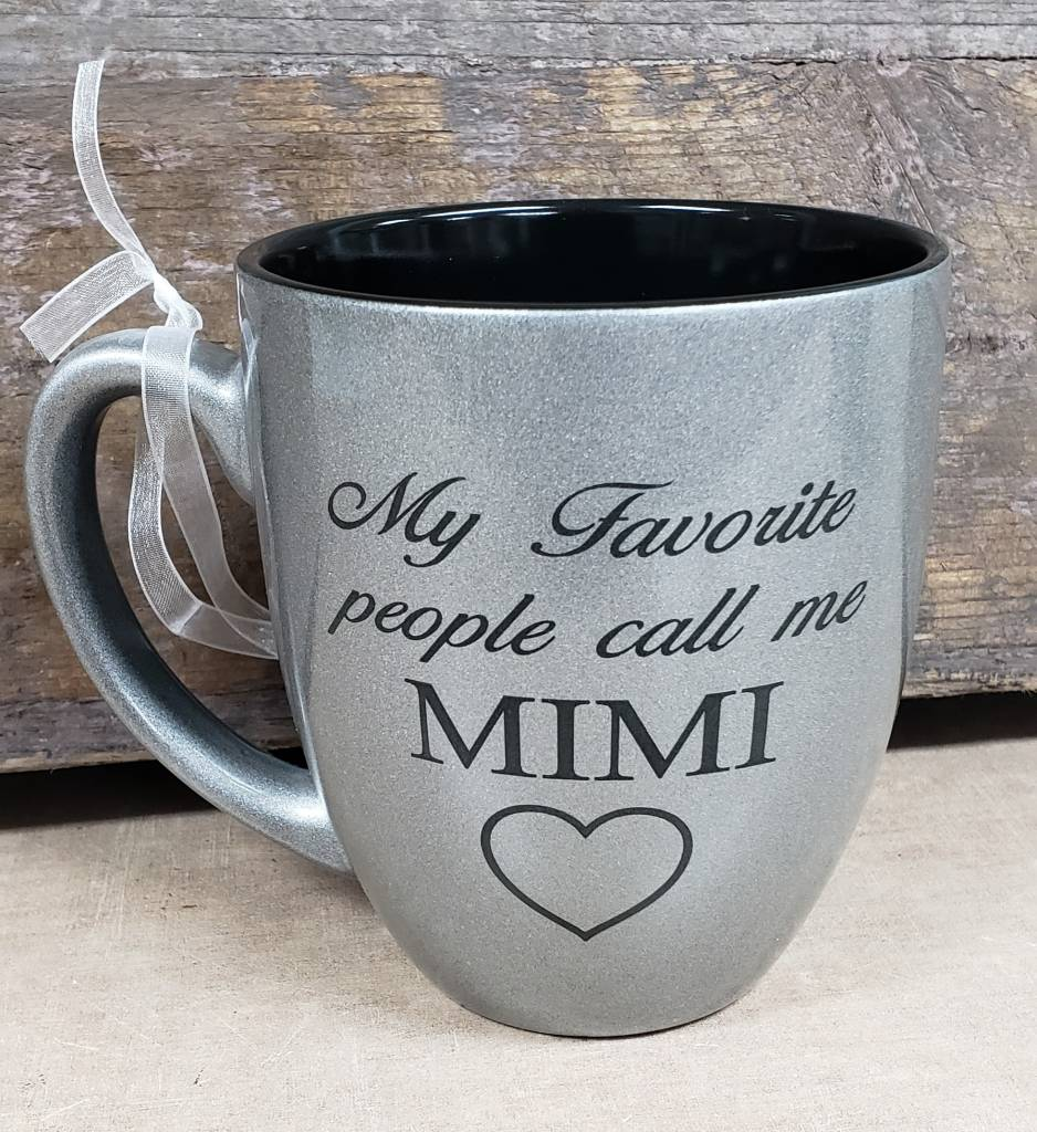My Favorite People MiMi Silver